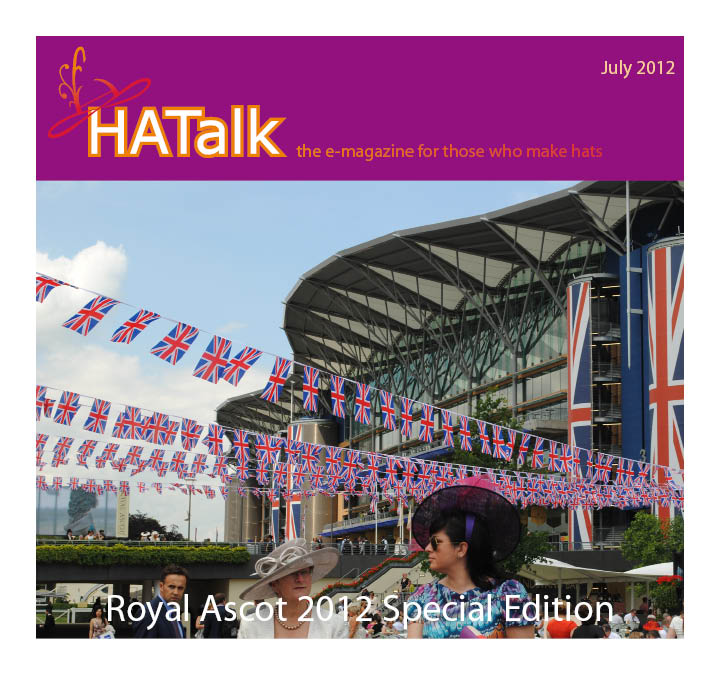 Royal Ascot 2012 Millinery Styles from HATalk e-magazine