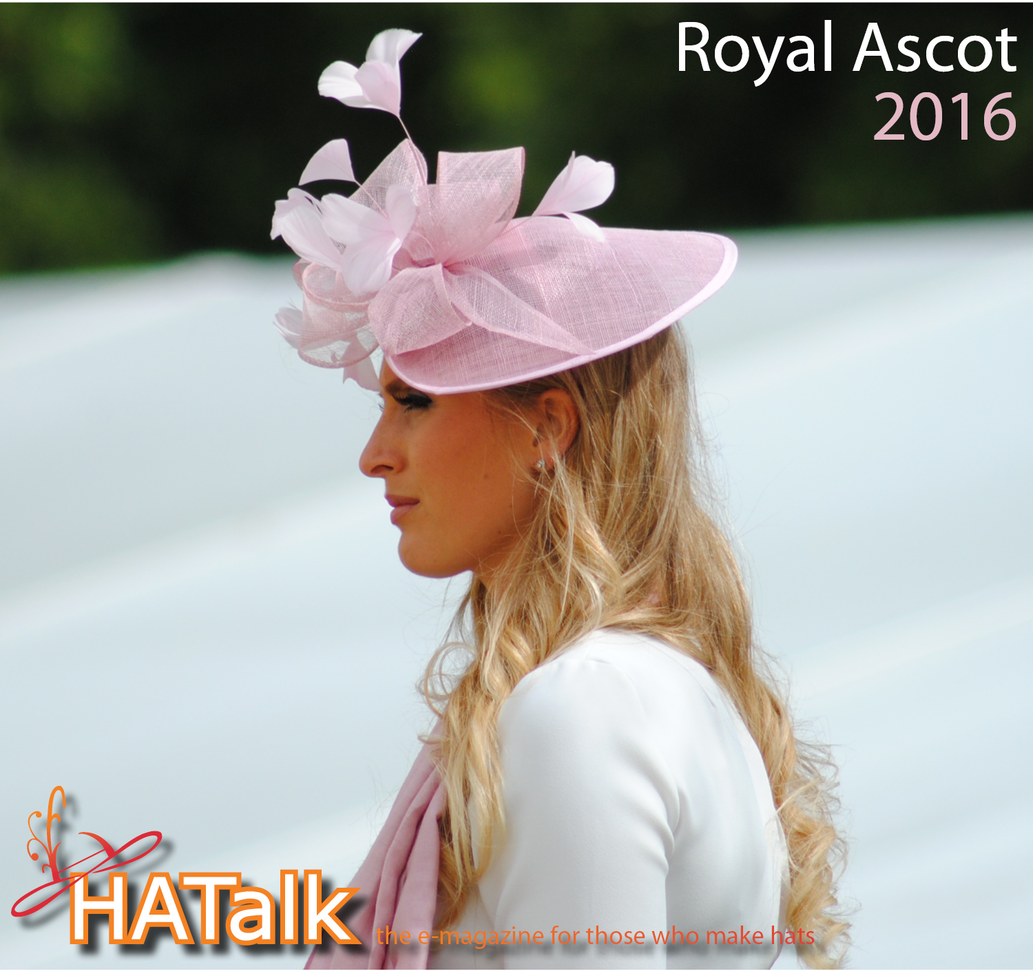Royal Ascot 2016 - Millinery Fashion and Hat Styles