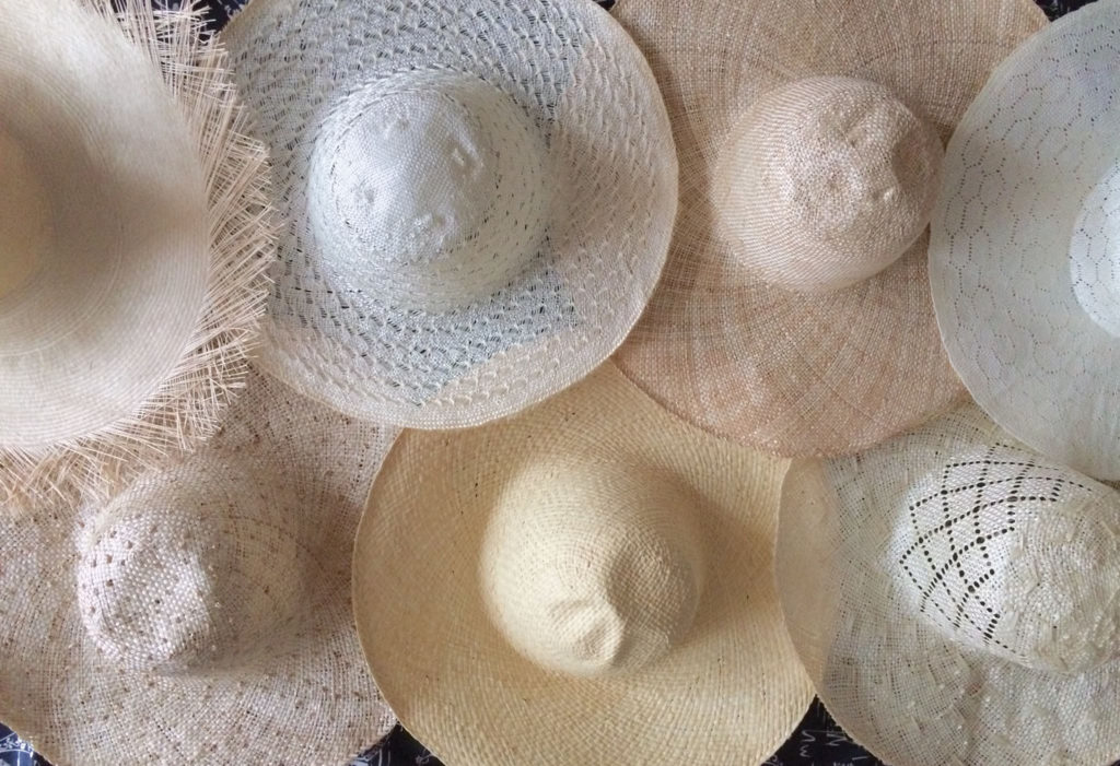 Judith M Straw Hat Bodies