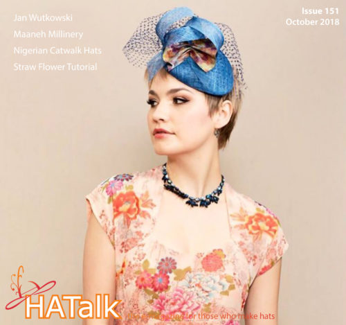 HATalk Issue 151 - Hat by Jan Wutkowski