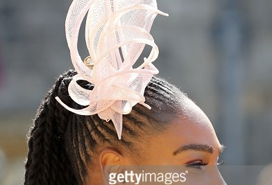 Serena Williams, Royal Wedding,Getty Images