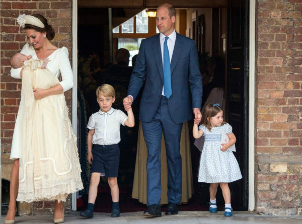 Prince Louis Christening, Getty Images