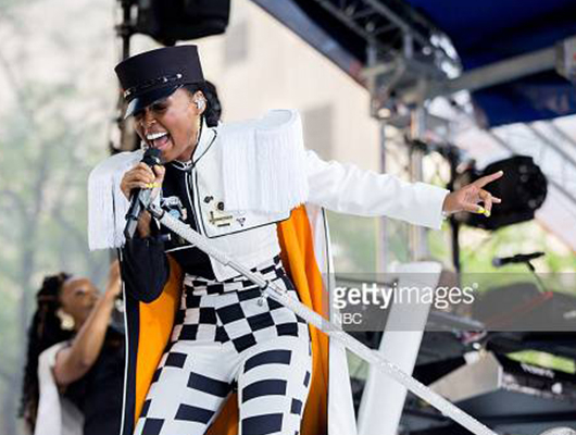 Janelle Monae, Getty Images