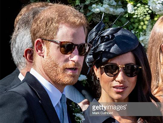 Meghan Markle and Prince Harry, Getty Images