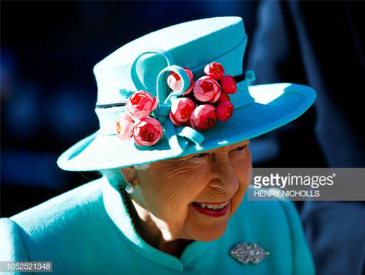 Queen Elizabeth II Getty Images