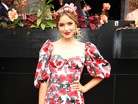 Olivia Molly Rogers - Melbourne Cup 2018