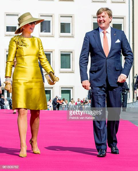 Queen Maxima, Getty Images