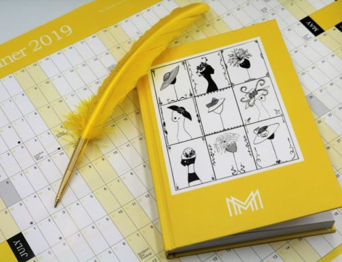 Win a Milliners' Planner!