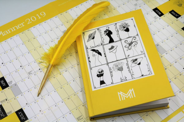 Setting Millinery Business Goals - The Milliners Planner from Beverley Edmondson