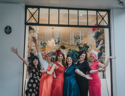Millinery Business Advice: Community over Competition