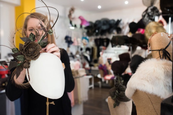 Millinery Business insights from Beverley Edmondson.