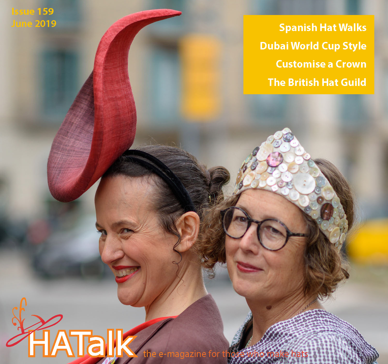 HATalk Issue 159 - June 2019
