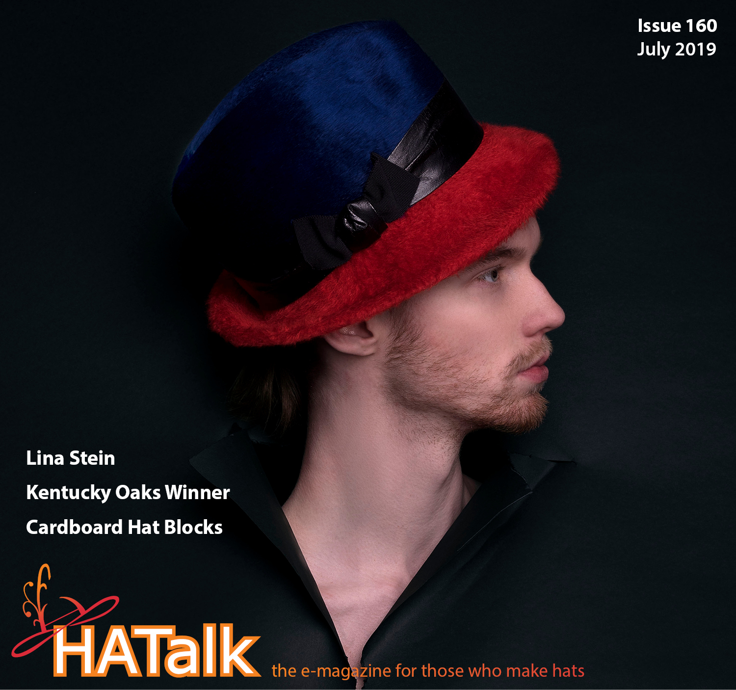 HATalk e-magazine - Downloadable monthly millinery magazine