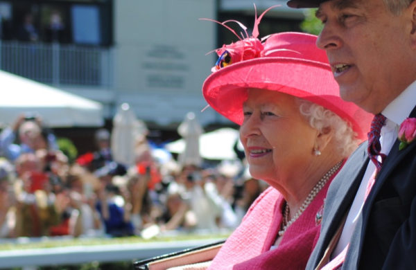 Queen Elizabeth II at Royal Ascot 2018