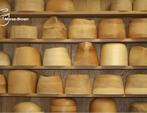 Win Free Hat Blocks from Guy Morse-Brown!