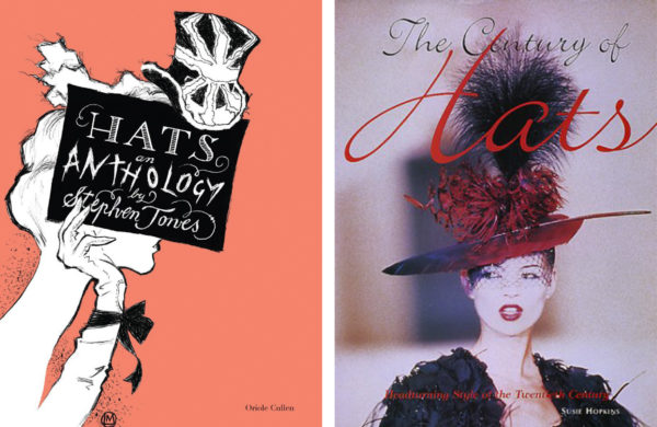 Millinery Inspiration - Classic Hat Books