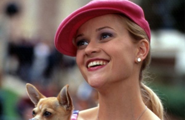 Face Shapes and Hat Styles, Reese Witherspoon
