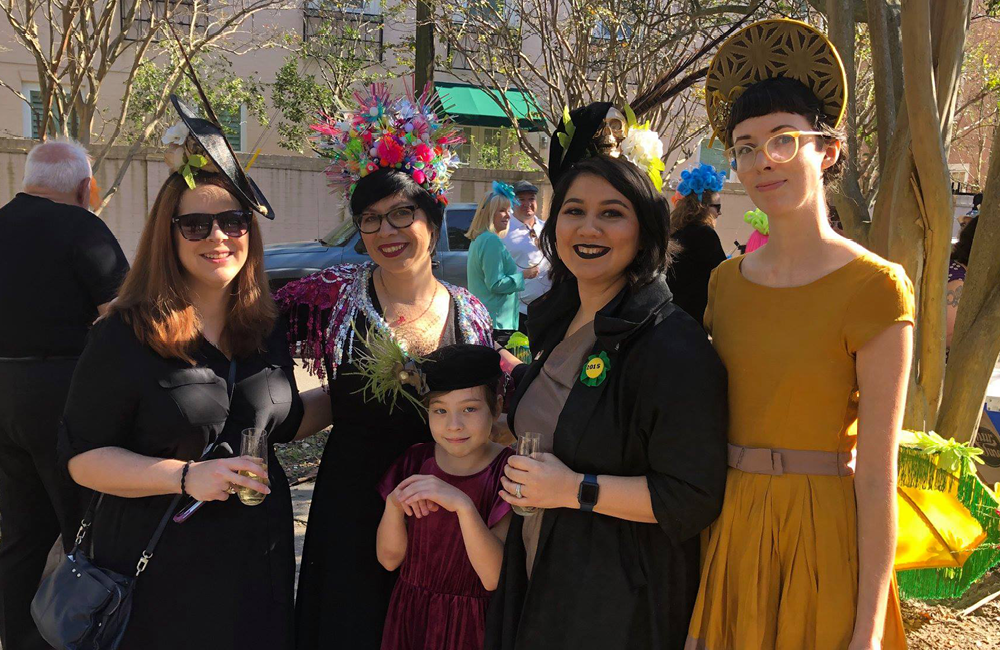 St Catherine's Day - New Orleans